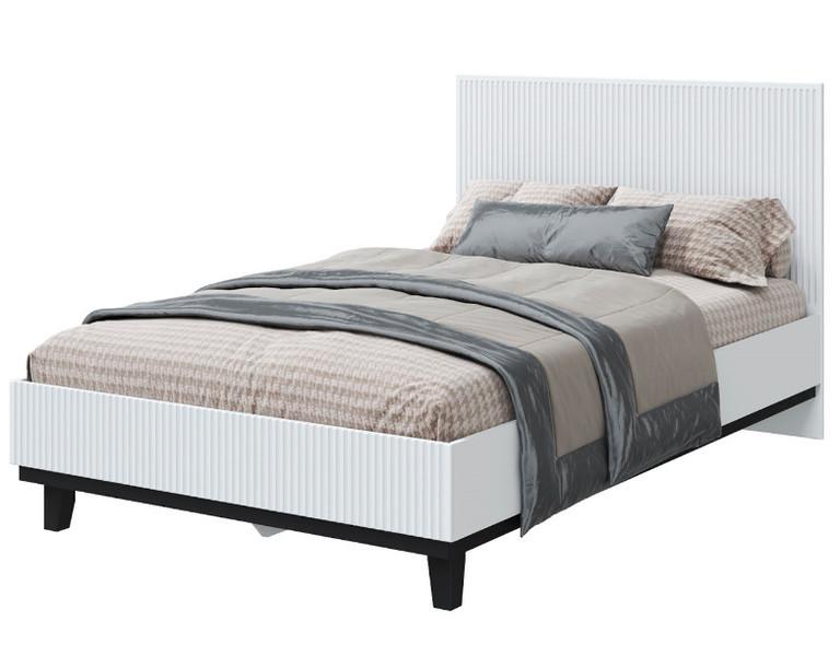 Кухня Ксения 2,6м белый/фотопечать маки, глянец