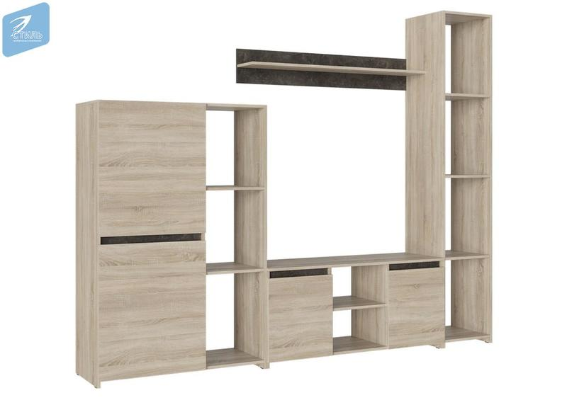 Кровать Ронда 80*200см венге +матрас