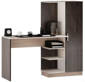 Компьютерный стол Бейсик венге/лоредо