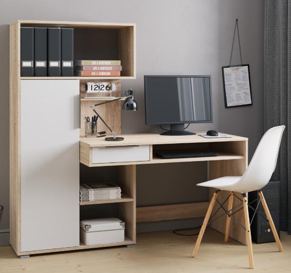 Письменный стол Квадро со шкафом