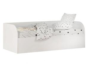 Кровать Трио (белый) 80*186см с мех.подъема*