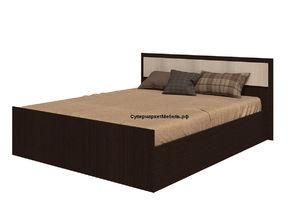 Кровать Фиеста 160*200см венге/лоредо*