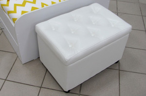 Спальня Леси2 сонома/белый +матрас
