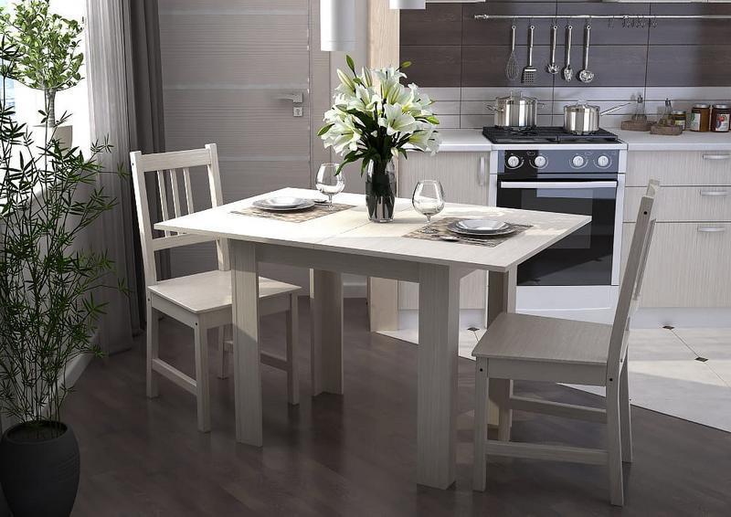 Стол раскладной кухонный Стендмебель белфорт