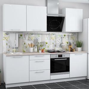 Кухня Ксения 2,1м белый*