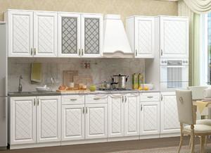 Кухня Модена 3,0м дуб белый*