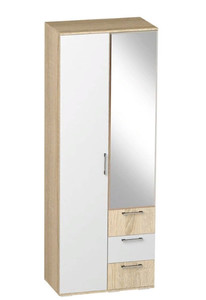 Шкаф Белладжио 2-х створчатый с ящиками