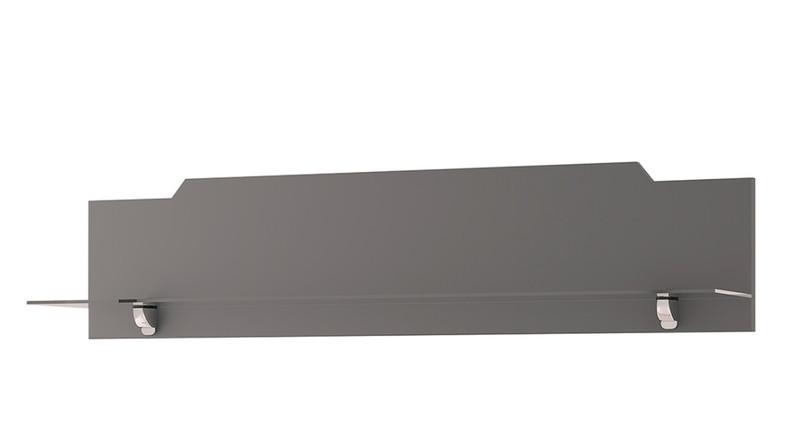 Полка навесная Анталия1 графит