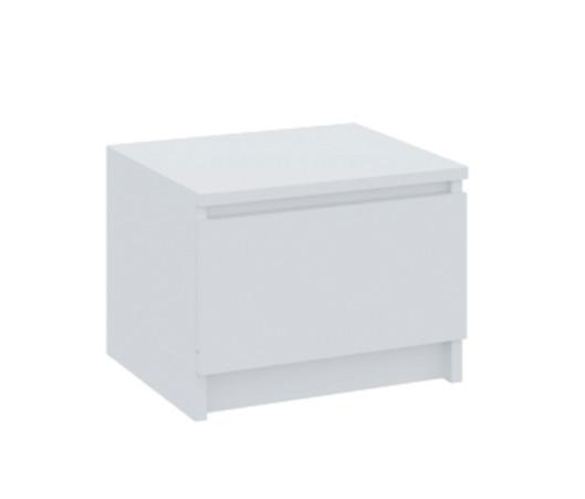 """Тумба """"Мори"""" тпм400.1, белый (q16)"""