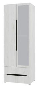 Шкаф Вега 2двери с ящиками, прованс