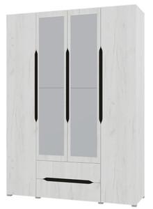 Шкаф Вега 4двери с ящиками, прованс