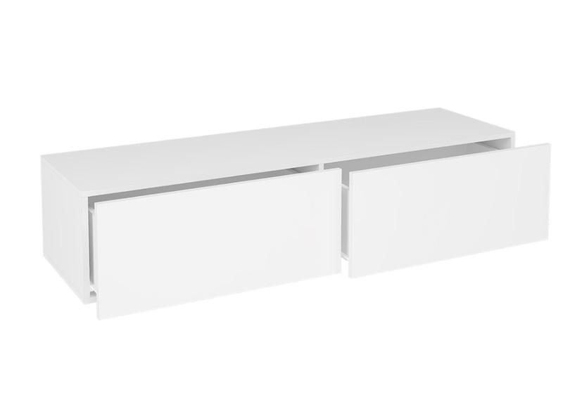 Косметический стол Стендмебель2, дуб крафт серый