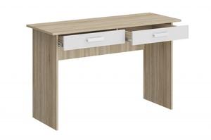 Письменный стол Салоу сонома/белый